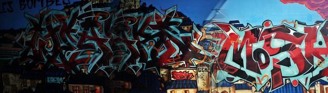 Visuel 3/3 : street art pont des lones
