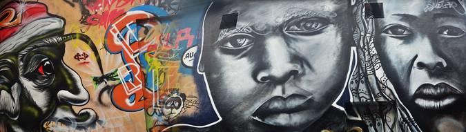 Visuel 2/2 : street art la fabrique