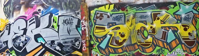 Visuel 3/8 : street art la fabrique