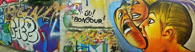 Visuel 7/8 : street art la fabrique