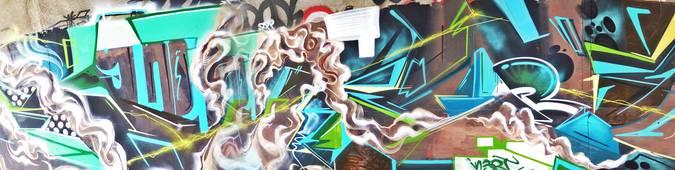 Visuel 4/6 : street art pont des lones