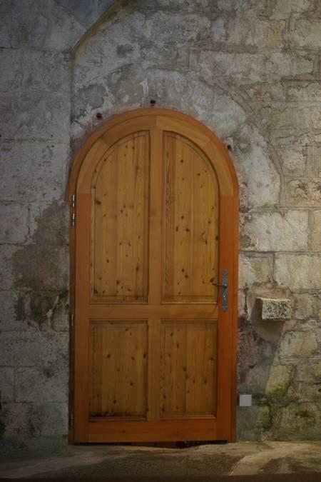 Visuel 1/1 : Abbaye : le cloître