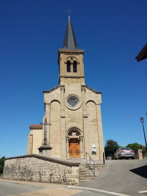 Visuel 1/1 : Eglise de Margès