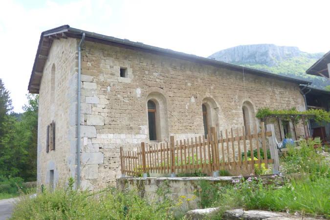 Visuel 1/4 : Correrie ou maison basse des Chartreux du Val Sainte Marie