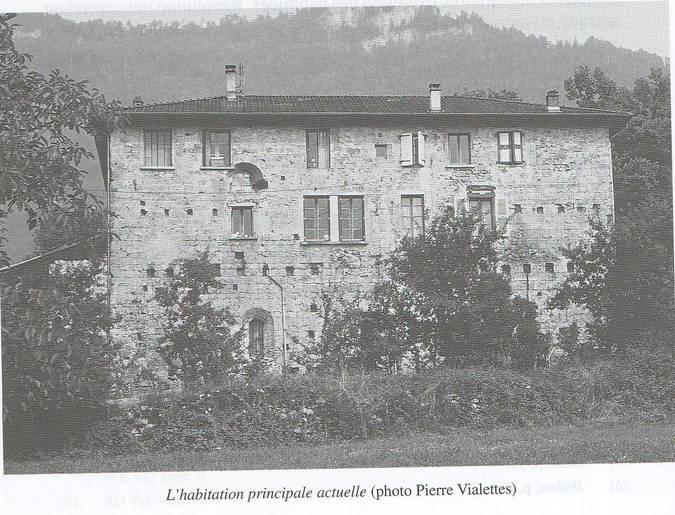 Visuel 3/4 : Correrie ou maison basse des Chartreux du Val Sainte Marie