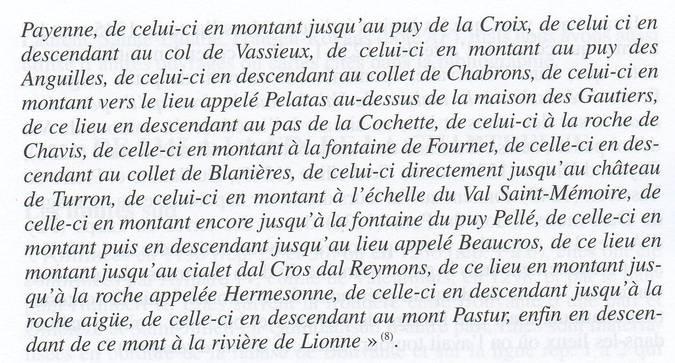 Visuel 4/6 : Le territoire des Chartreux du Val Sainte-Marie