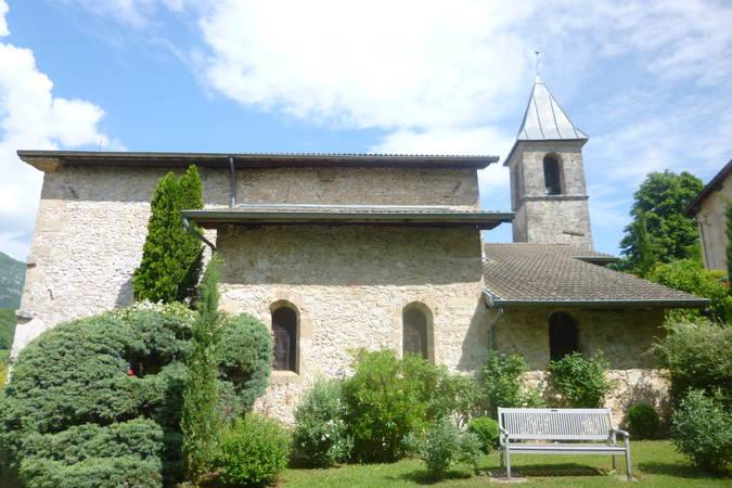 Visuel 1/3 : Portail et fenêtre (Eglise Saint-Martin)