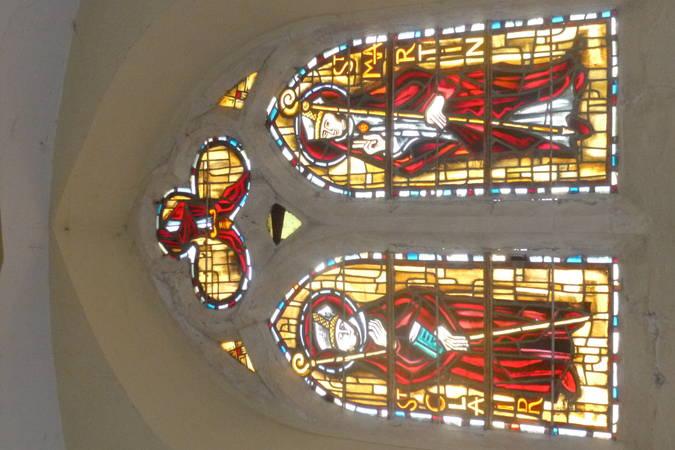 Visuel 3/3 : Portail et fenêtre (Eglise Saint-Martin)