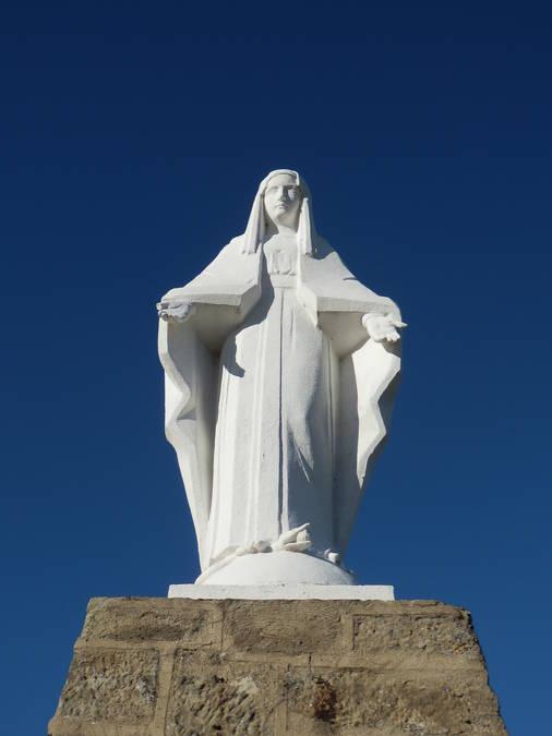 Visuel 1/2 : Vierge du V½u