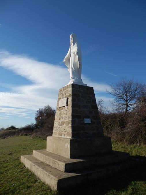 Visuel 2/2 : Vierge du V½u