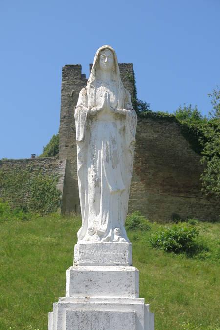 Visuel 1/3 : Vierge du V½u