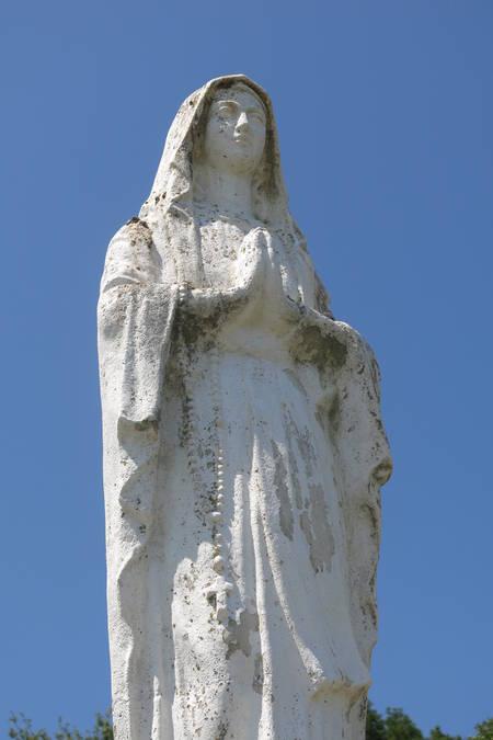 Visuel 3/3 : Vierge du V½u