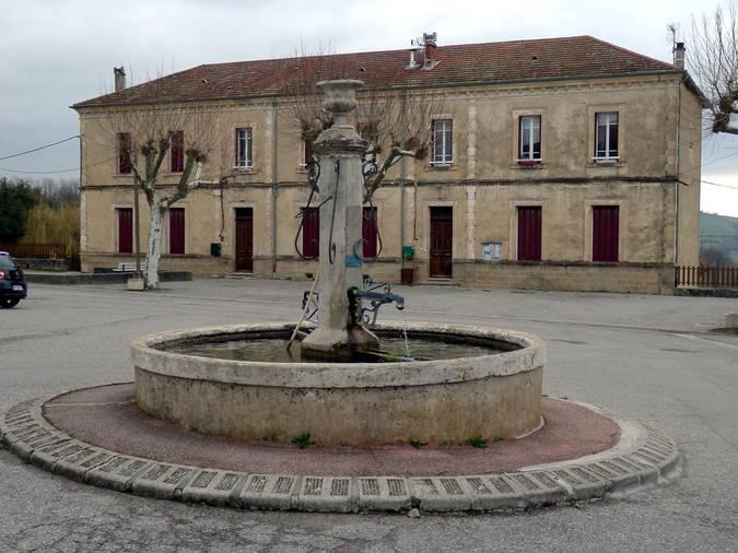 Visuel 1/2 : Fontaine publique