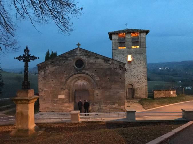 Visuel 1/1 : Eglise de Miribel (JEP)