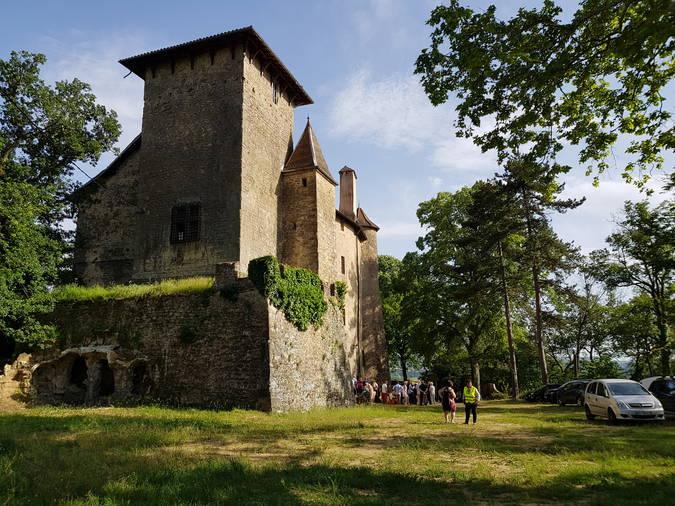Visuel 1/1 : Visite du château (JEP)