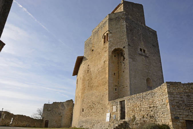 Visuel 1/3 : Château des Hospitaliers
