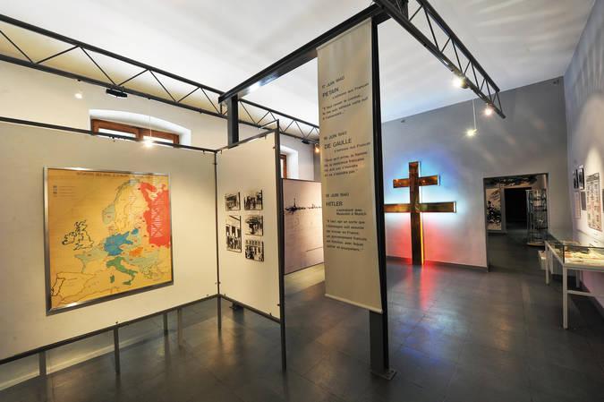 Visuel 1/1 : MUSEE DE LA RESISTANCE EN DROME ET DE LA DEPORTATION