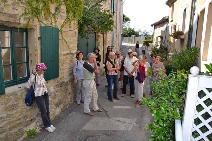 Visuel 1/1 : Visite du vieux village (JEP)