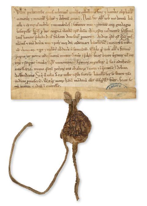 Visuel 1/1 : Découverte des sceauxaux Archives départementales (JEP)
