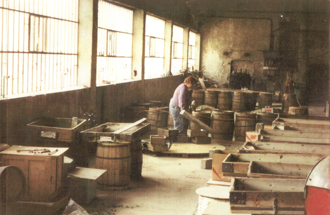 Visuel 1/1 : L'usine à billes de Mirabel et Blacons