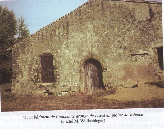 Visuel 1/2 : L'implantation des Chartreux en plaine : Montélier