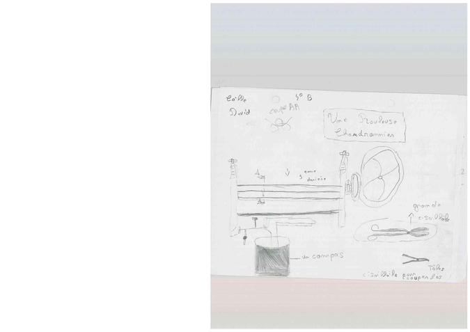 Visuel 1/2 : A quoi servaient le gaz et la ferblanterie?