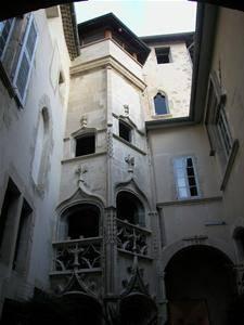 Visuel 1/2 : Hôtel de Clérieu