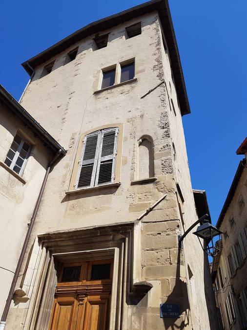 Visuel 2/2 : Hôtel de Clérieu