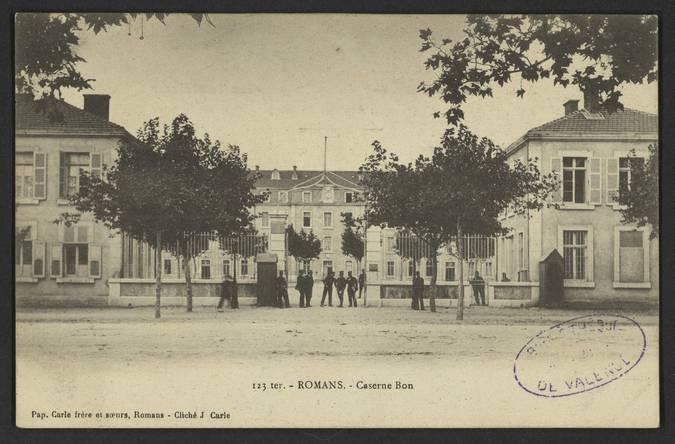 Visuel 2/2 : Caserne Bon / Marques Avenue