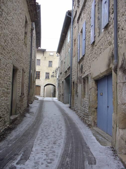 Visuel 1/1 : Soustet - rue des Fontaines - Taulignan