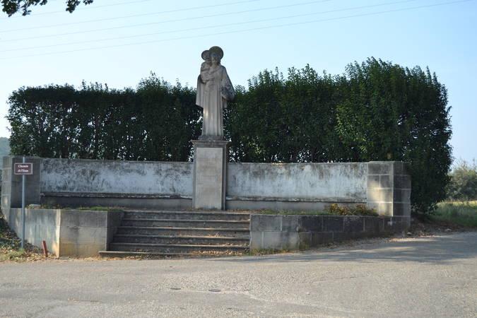 Visuel 1/1 : Vierge du voeu d'Ambonil