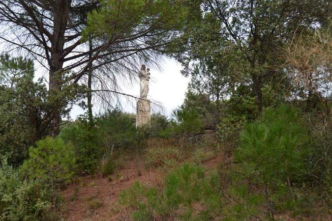 Visuel 1/1 : Vierge du voeu de Suze-La-Rousse