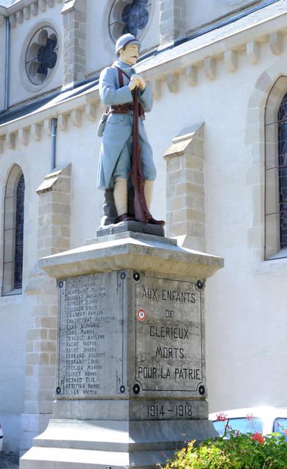 Visuel 1/5 : Monument aux morts