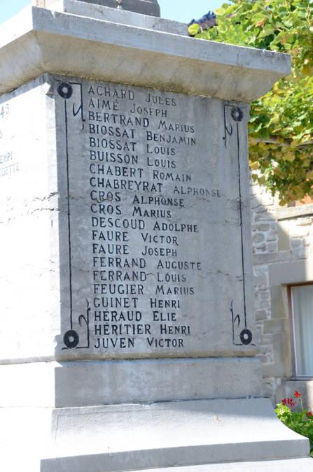 Visuel 2/5 : Monument aux morts