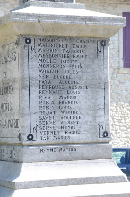 Visuel 3/5 : Monument aux morts