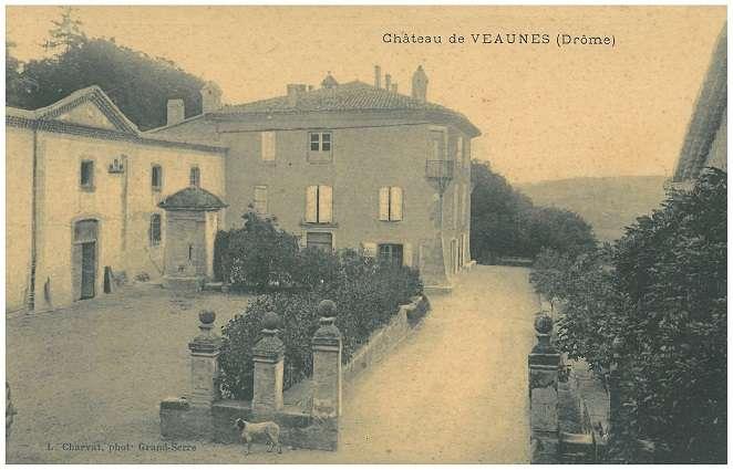 Visuel 3/3 : Chateau de Veaunes