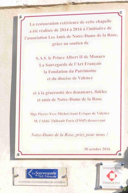 Visuel 5/5 : Les Amis de Notre-Dame de la Rose
