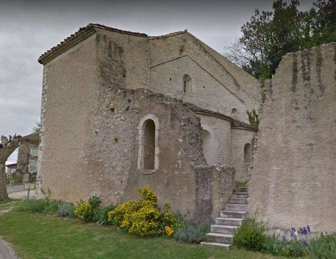 Visuel 1/1 : Église Notre-Dame la Blanche
