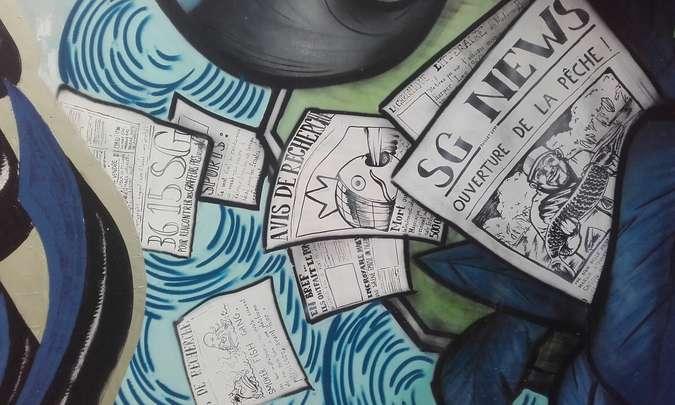 Visuel 1/1 : Street art