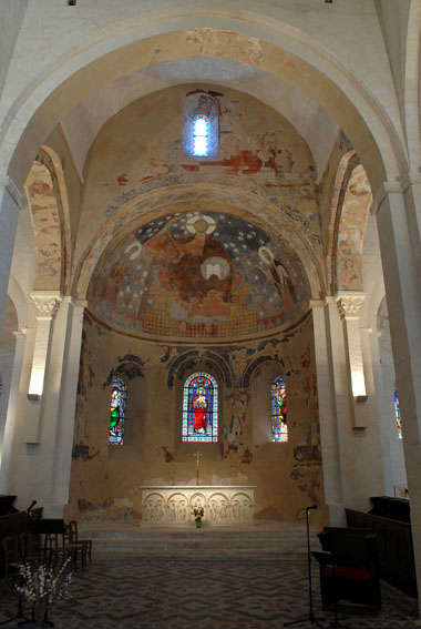 Visuel 2/3 : Eglise Saint-Marcel
