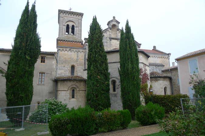 Visuel 1/1 : Abbaye Sainte-Anne