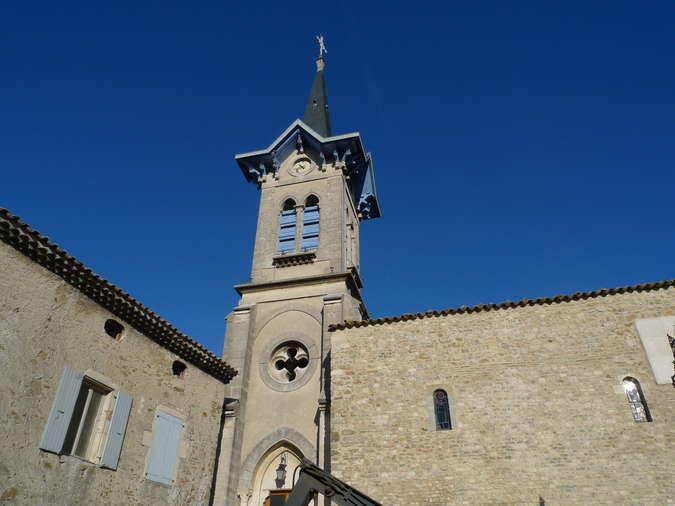 Visuel 1/3 : Eglise Saint-Sauveur