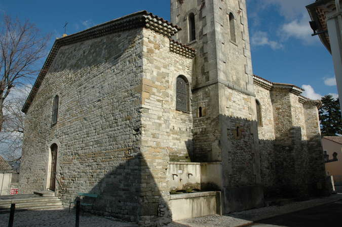 Visuel 1/2 : Eglise Saint-Jean-Baptiste