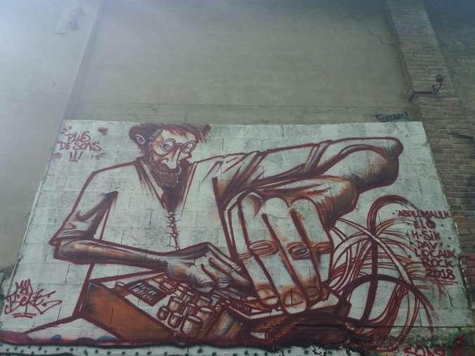 Visuel 1/3 : Street art