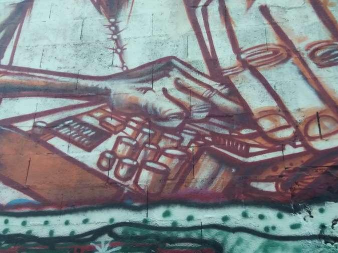 Visuel 2/3 : Street art