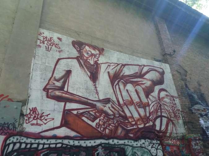 Visuel 3/3 : Street art