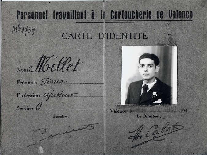Visuel 1/2 : La Cartoucherie nationale pendant les deux guerres mondiales