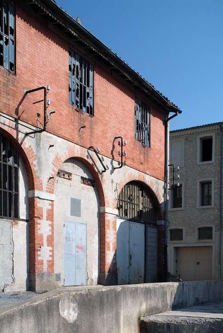 Visuel 5/9 : Le patrimoine artisanal et industriel dans la Drôme : l'exemple de la Cartoucherie