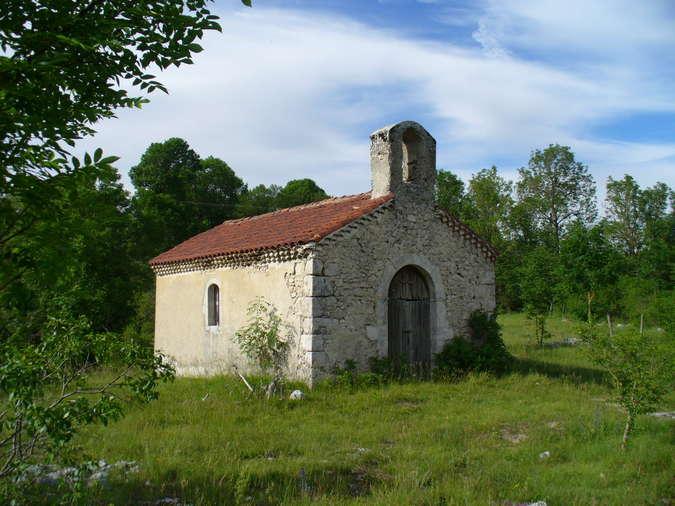 Visuel 1/1 : Chapelle de la Mûre