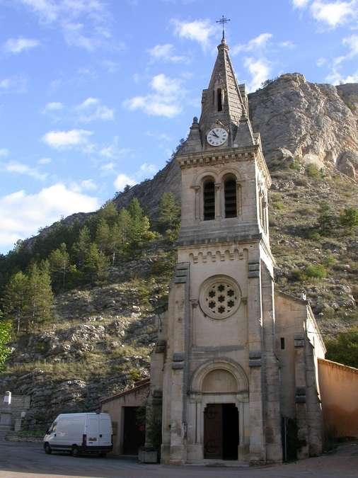 Visuel 1/4 : Église Saint-Baudile